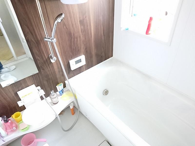 つくば市風呂の排水つまりの修理