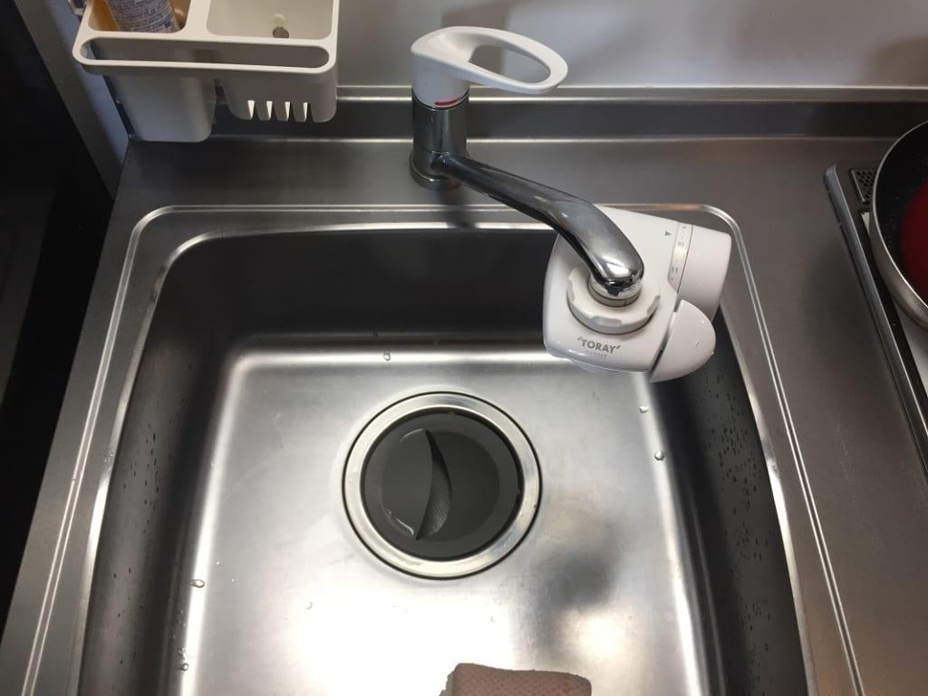 つくば市で台所つまり修理