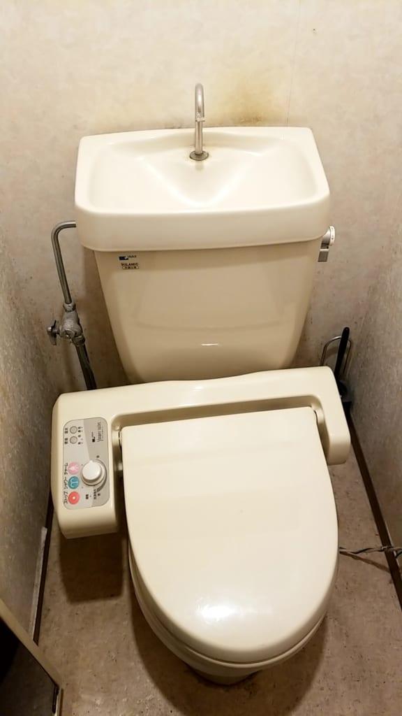 つくば市トイレつまり修理