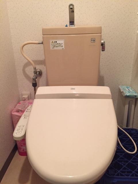 トイレの水漏れはお早めに!