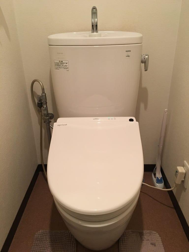 古河市のトイレつまり