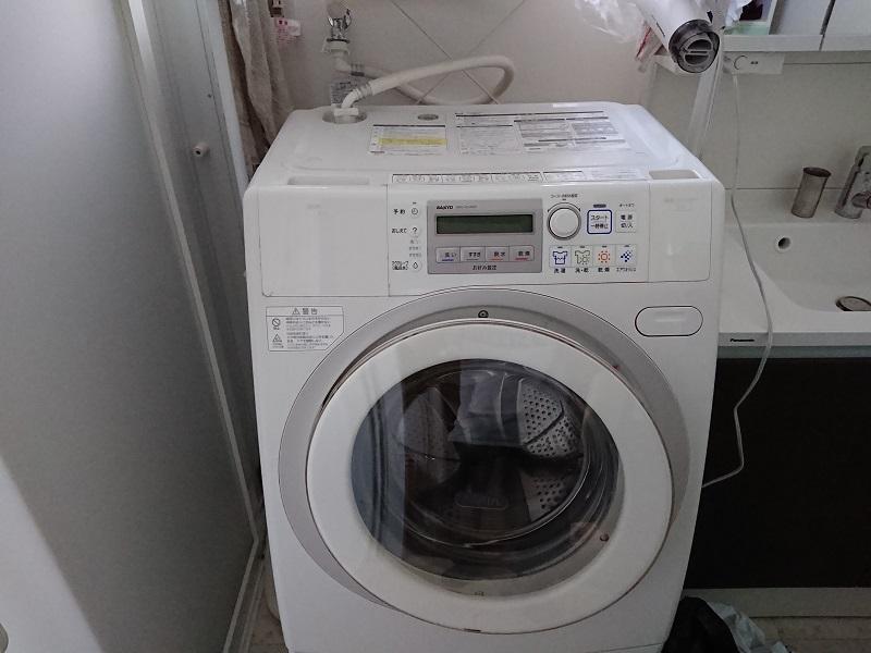 土浦市の洗濯排水詰まり
