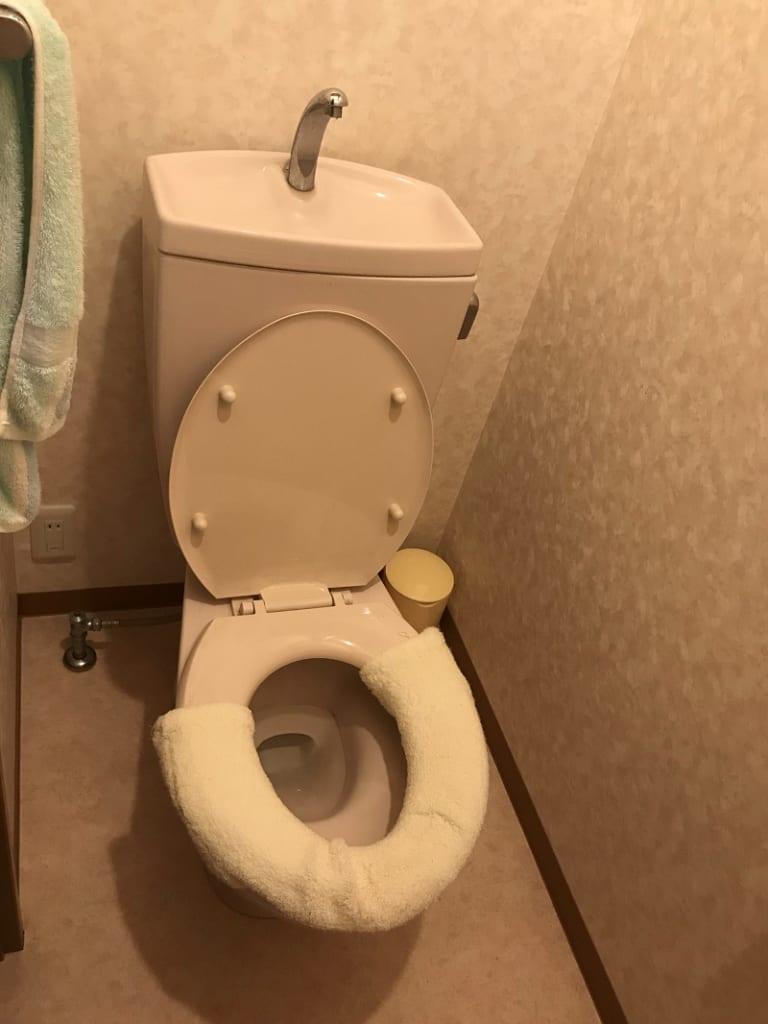 坂東市のトイレ水漏れ