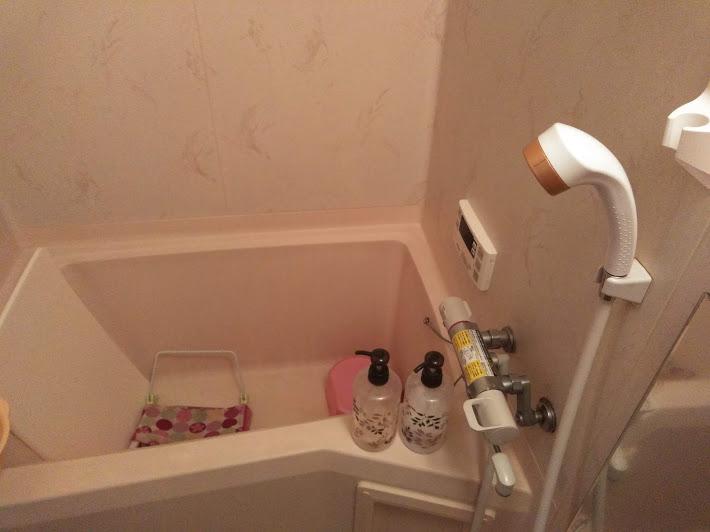 守谷市で浴室蛇口水漏れ