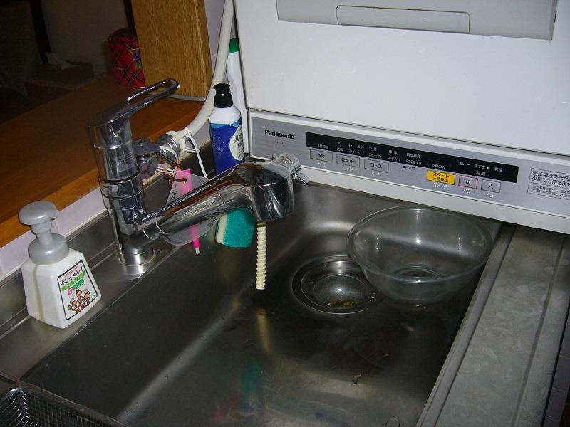 厄介な台所排水スカム