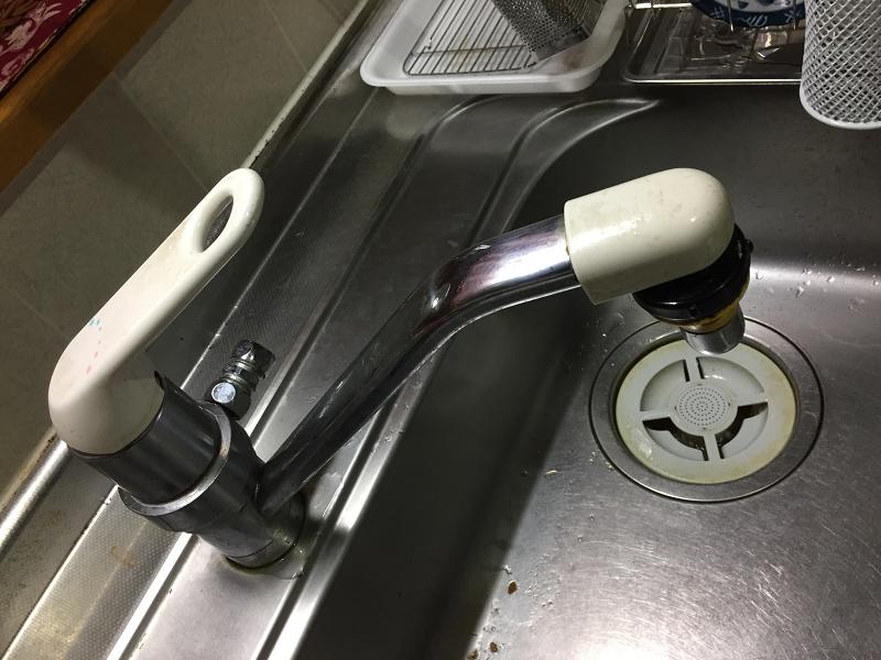 日立市の台所水漏れ