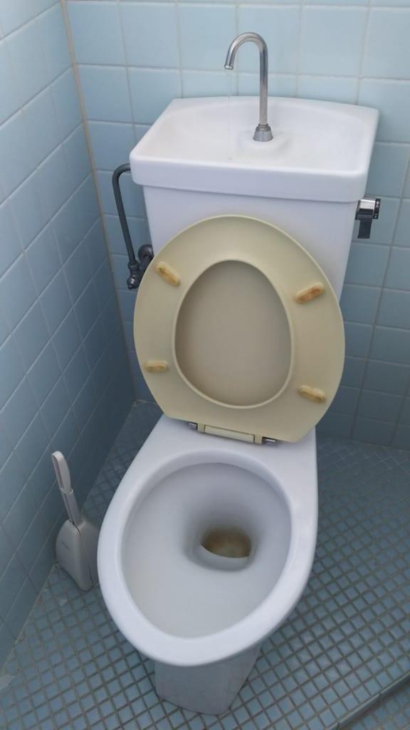那珂市のトイレ水漏れ