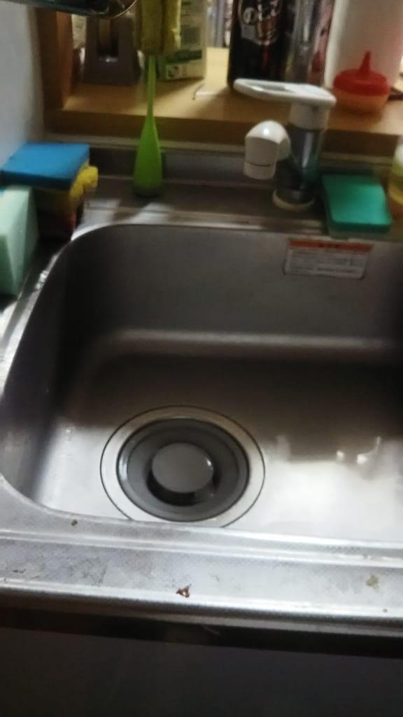 鹿嶋市の台所水漏れ