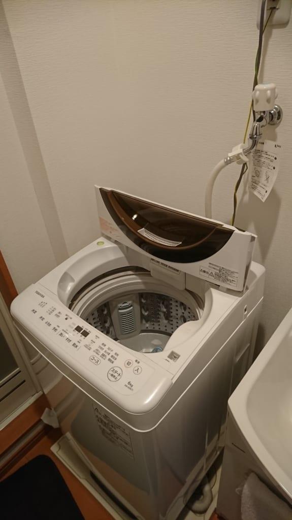 龍ケ崎市の洗濯排水詰まり