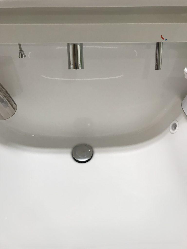 洗面所の排水つまり