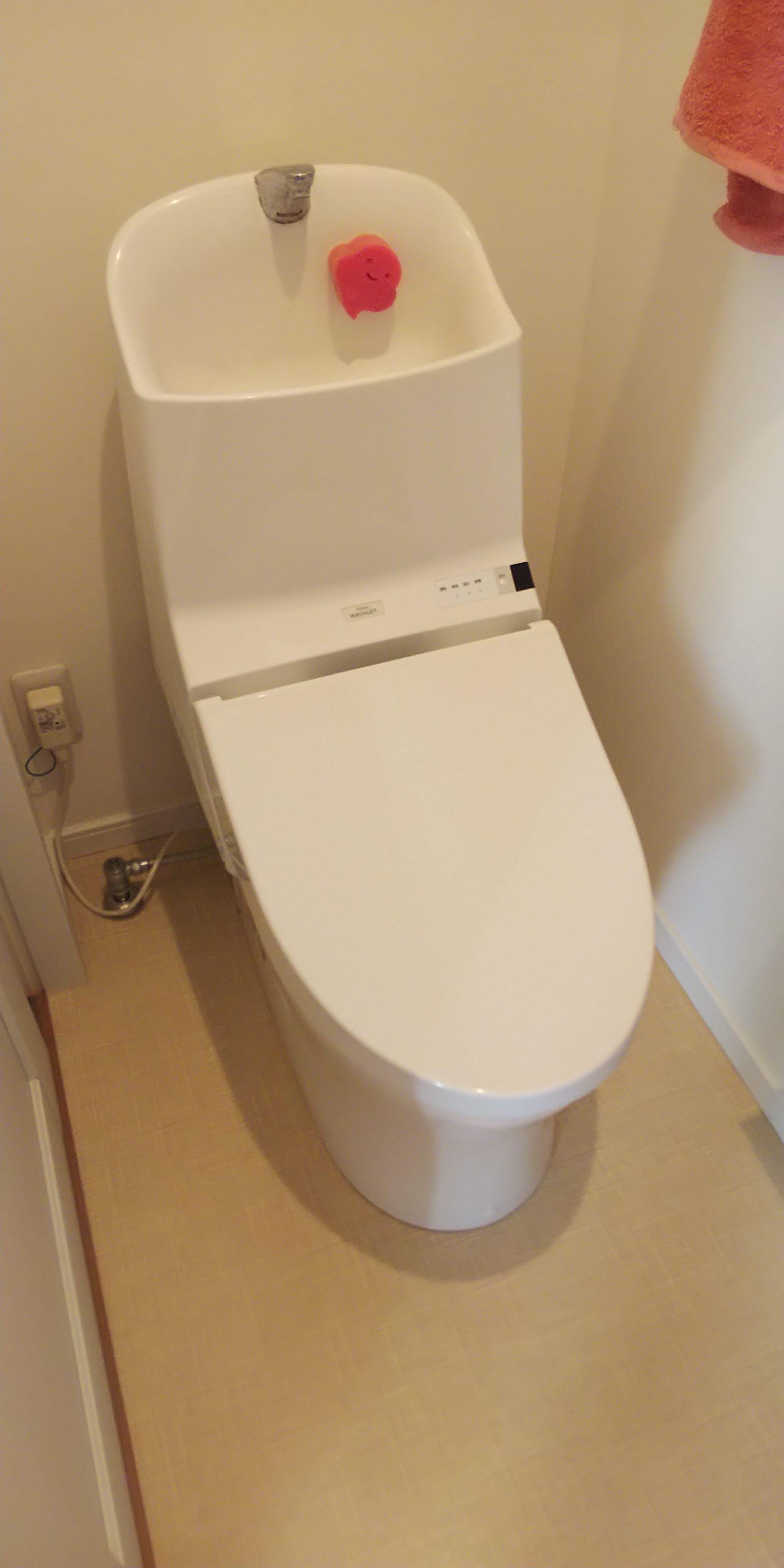 石岡市のトイレつまり