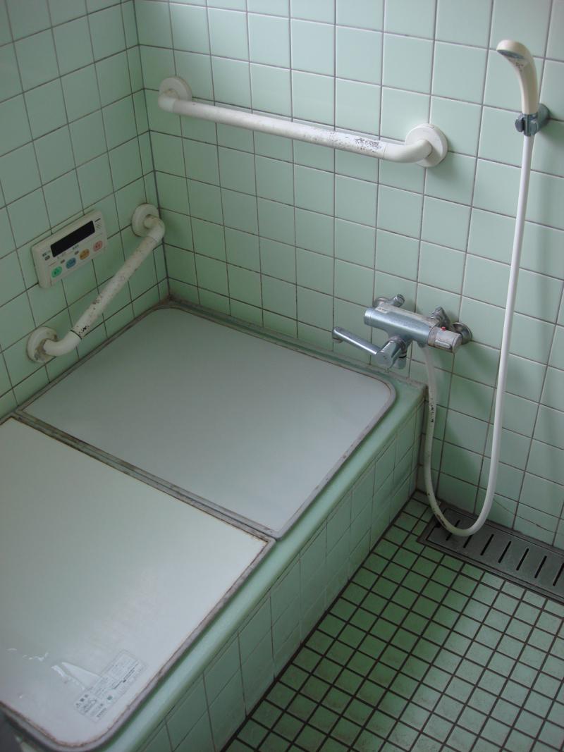 結城市の風呂水漏れ修理