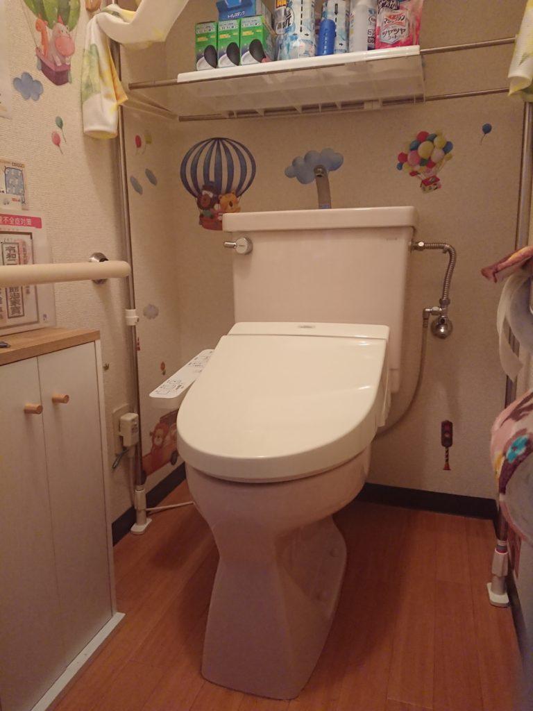 茨城県古河市でトイレの水漏れ修理対応