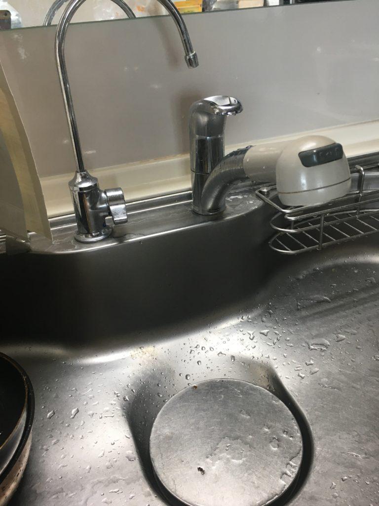 取手市で台所の排水つまりトラブルを解決