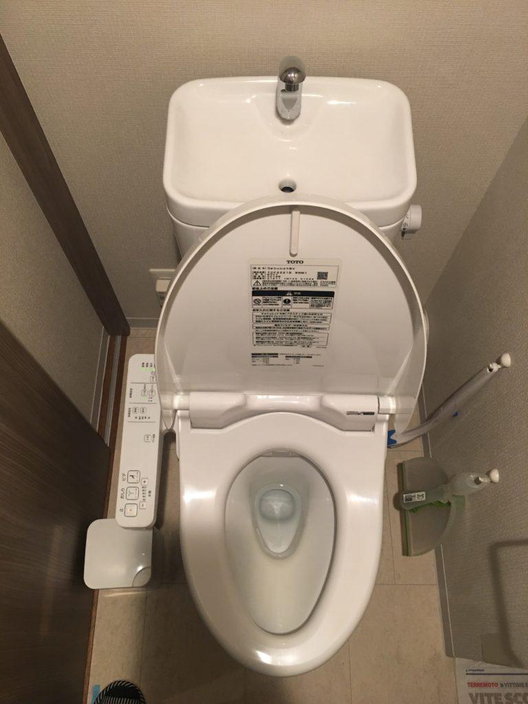 つくば市でトイレつまりトラブル解決の施工事例