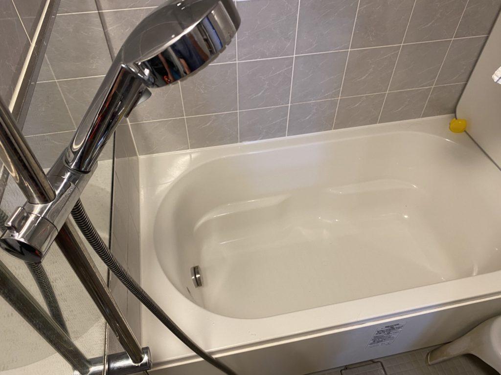 那珂市で浴室の蛇口異音トラブルを解消