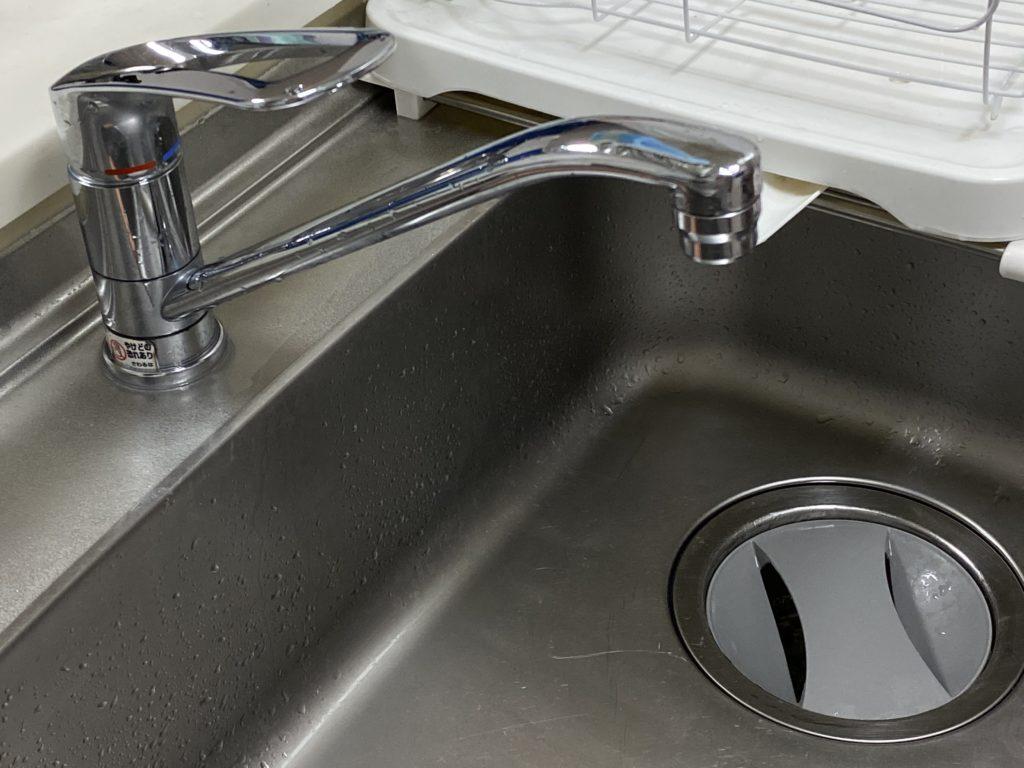 大洗町で台所の蛇口水漏れ修理