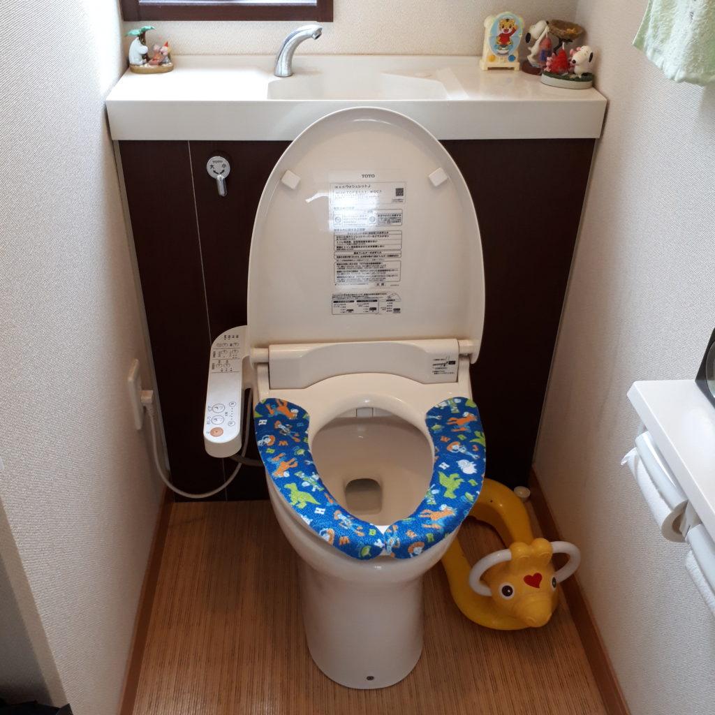 つくばみらい市でトイレつまりトラブルを解決しました。
