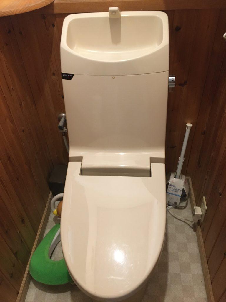 守谷市でトイレの詰まりトラブルを解決しました。