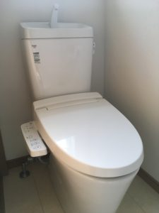 トイレつまりトラブル