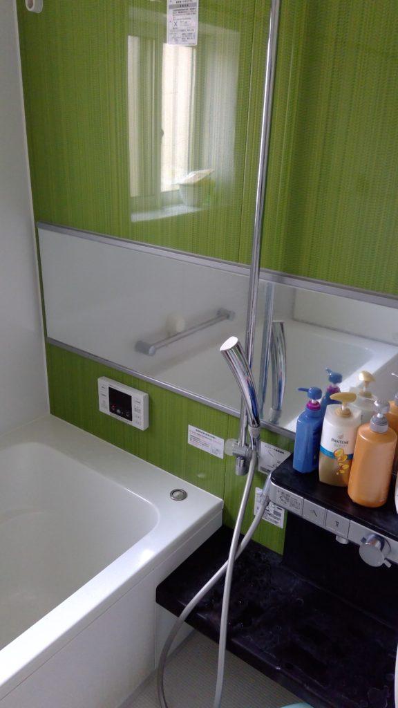 茨城県土浦市でお風呂蛇口の水漏れ修理