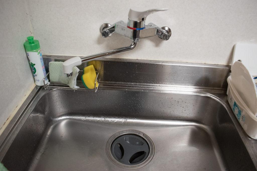 台所水漏れ修理自分で修理する方法